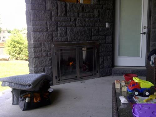 fireplace contractor